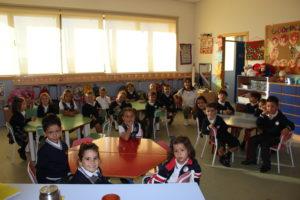 Vuelta al cole Colegio Miraflores Ourense